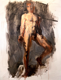 Untitled Male Nude