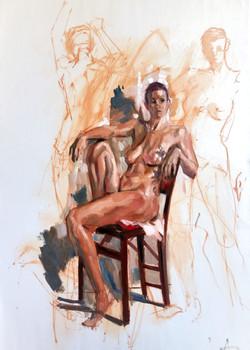 Nude process
