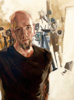 Untitled Self Portrait (4/9/2019)