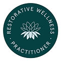 Restorative Wellness Practitioner badge