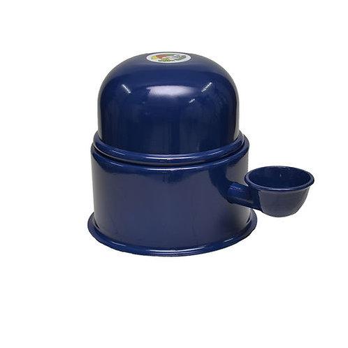 Bebedouro Vida Mansa Alumimio Azul 1,4 L