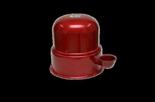 Bebedouro Vida Mansa Aluminio1,4L Vermelho