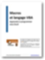 Macros & Langages VBA - Excel