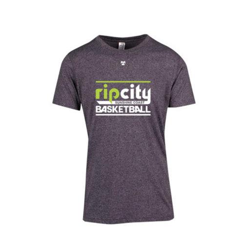 Grey RipCity Tshirt