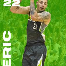 Eric McAlister #22