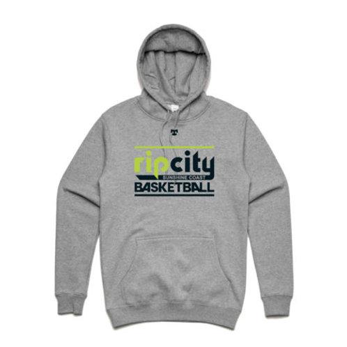 Grey RipCity Jumper