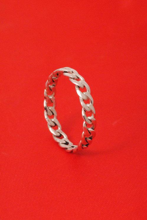 Cuban Chain Ring