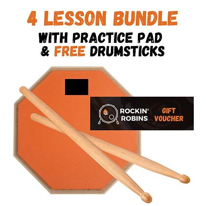 Rockin' Robins 4 Lessons Super Bundle!