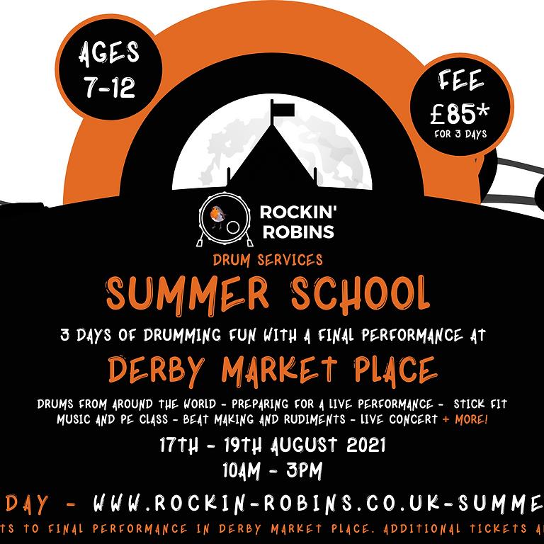 Rockin' Robins Summer Camp