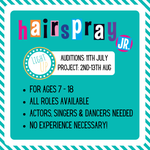Hairspray Audition image 7-18 dates (1).
