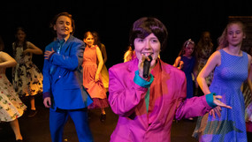Summer Youth Project 2021; the Nicest Kids In Town bring back live theatre with Hairspray Jr.