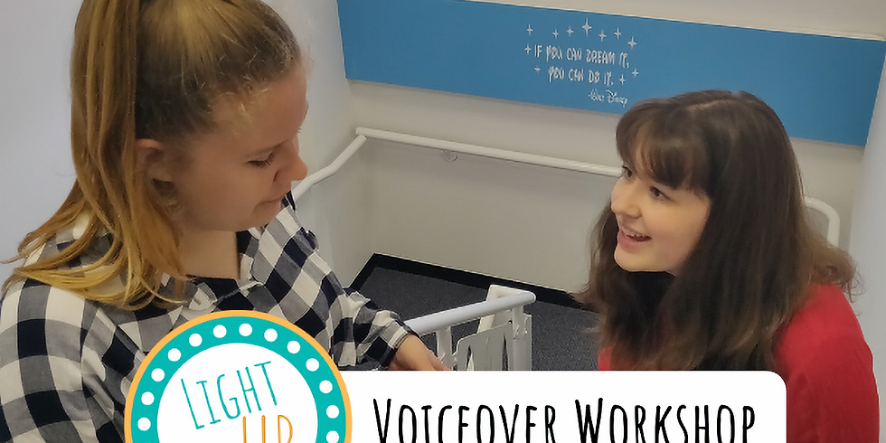 Voiceover Workshop UP Studios 2021