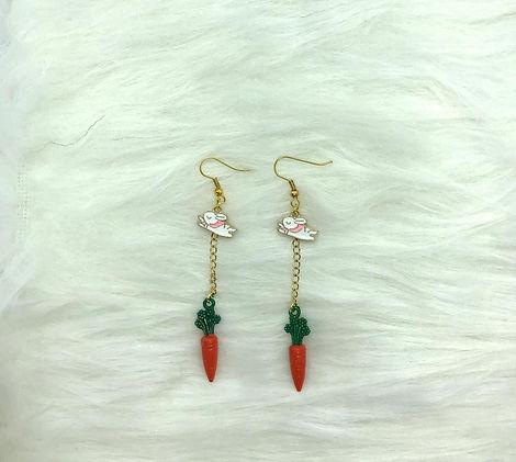 bunny hop earrings