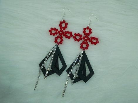Hand made dangle earrings.jpeg