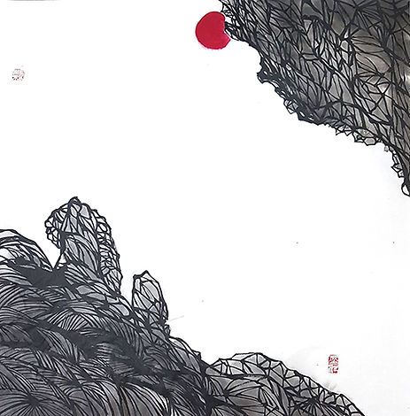 tee ying jie chinese calligraphy master fine arts