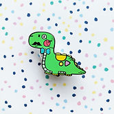 Dino Cute Animal Pin