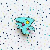 dino animal cute pin