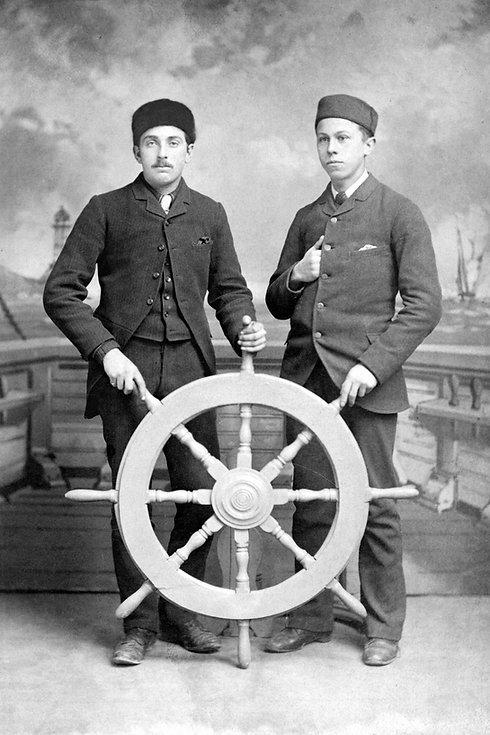 Los marineros de la vendimia