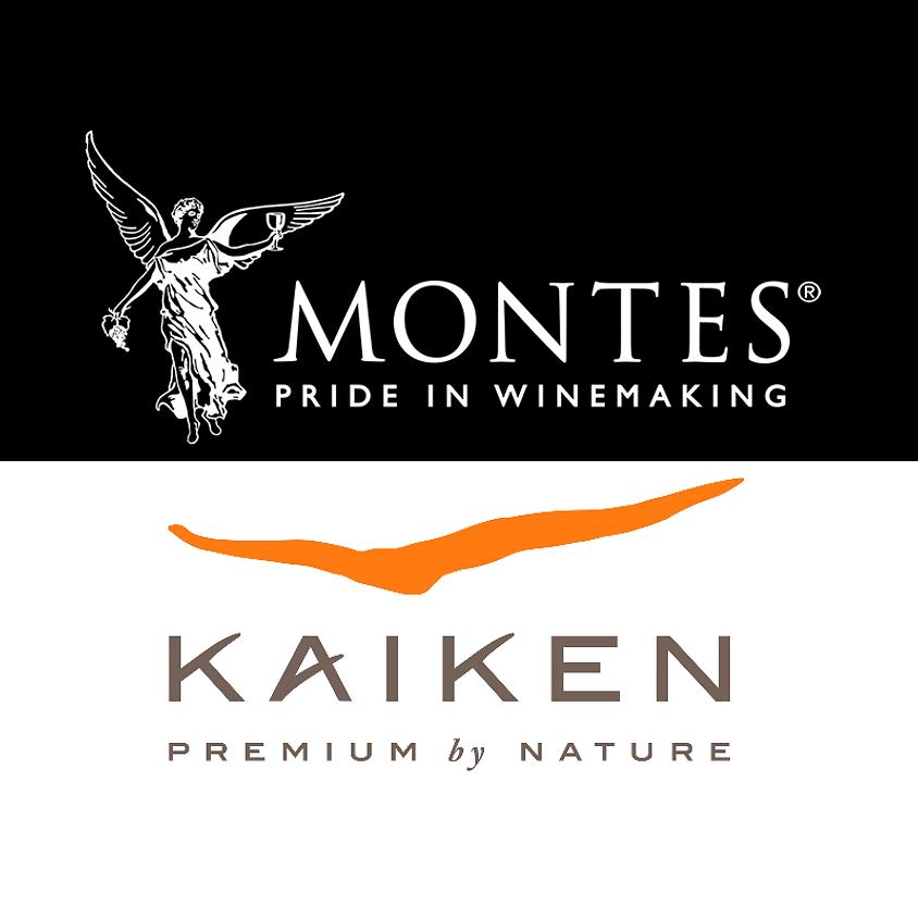 Online Winemaker's Tasting with Edouardo Stark of Montes & Kaiken