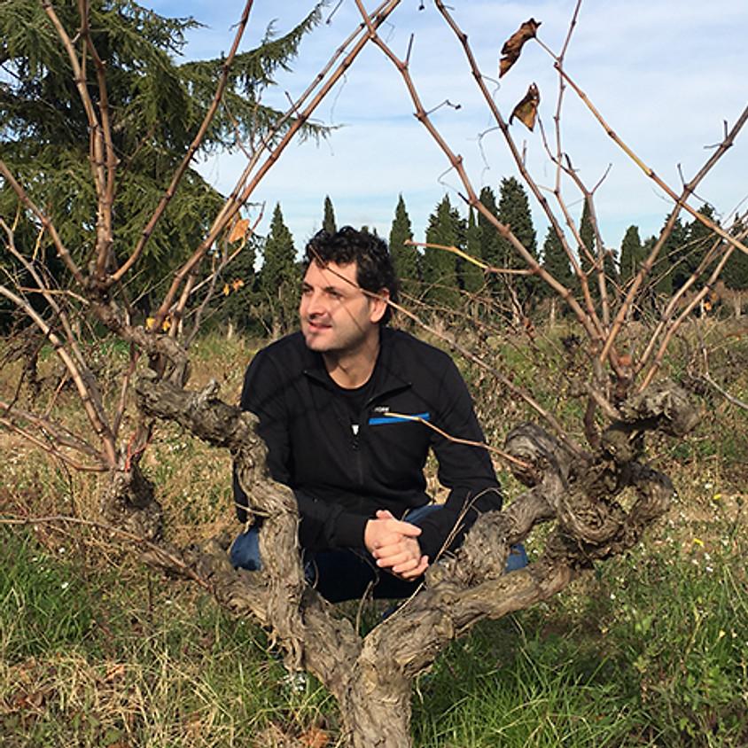 Online Winemaker's Tasting with David Seijas and Daniel Castano