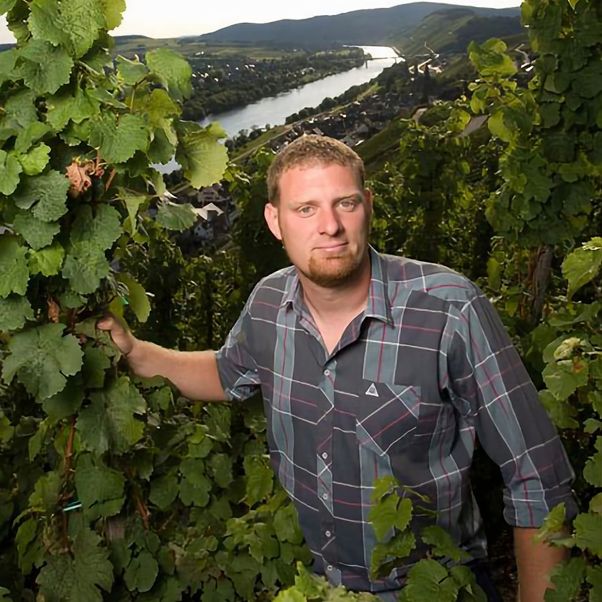 Online Winemaker's Tasting with Axel Pauly (Mosel)