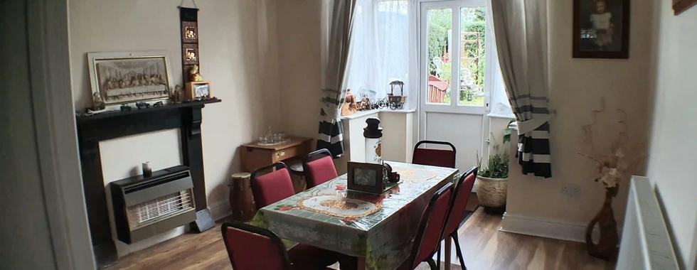 Rear Living/Dining Room