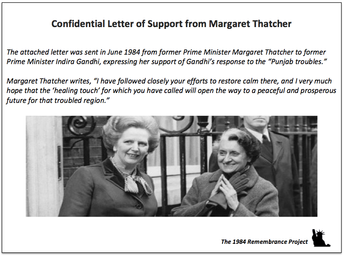 Confidential letter of support from Marg