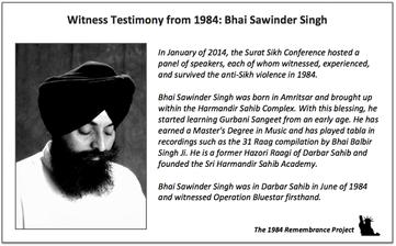 Bhai Sawinder Singh