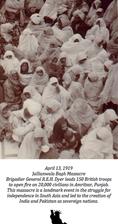 April 13, 1919 -- Jallianwala Bagh Massa