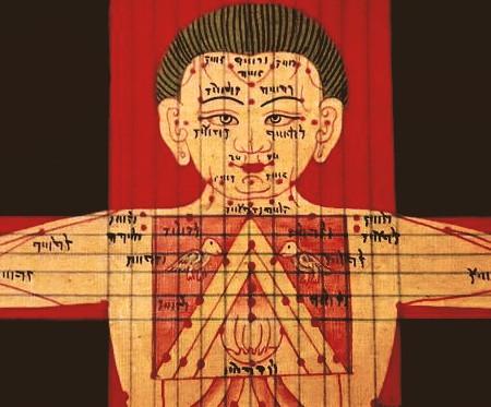 TIBETAN MEDICAL THANGKAS