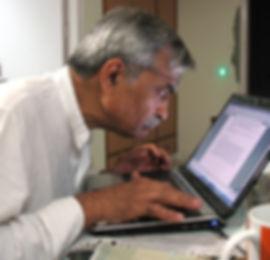 Rajiv Vora, a leader from Jayaprakash Narayan's Bihar Movement.