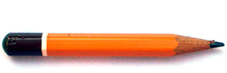 Arun Gandhi's Pencil