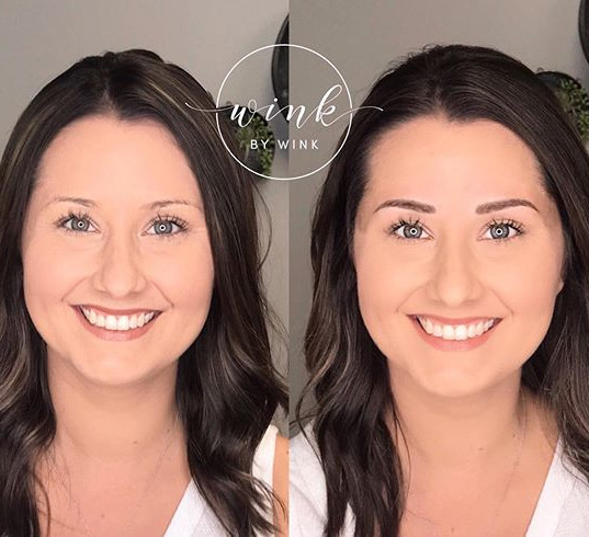 If you like these natural brows, please