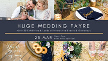 The Wedding Fair you MUST ATTEND This Spring: The Wedding Party