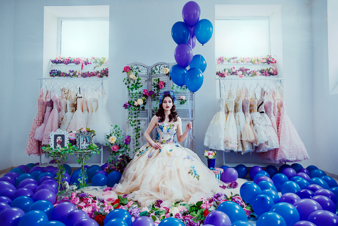 13 of the Best Alternative Wedding Dress Designers!