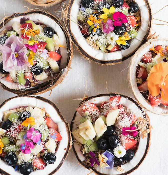 Healthy Dishes You'll Want On Your Dessert Table!