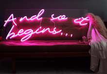Trend Inspiration: Neon Lights