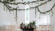 REAL WEDDING: TWENTIES TROPICAL TIPI CELEBRATION IN THE LAKE DISTRICT