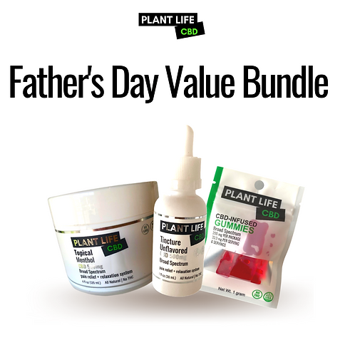Father's Day Bundle Deal (500mg or 1000mg)