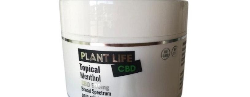 Plant Life CBD 500mg Topical