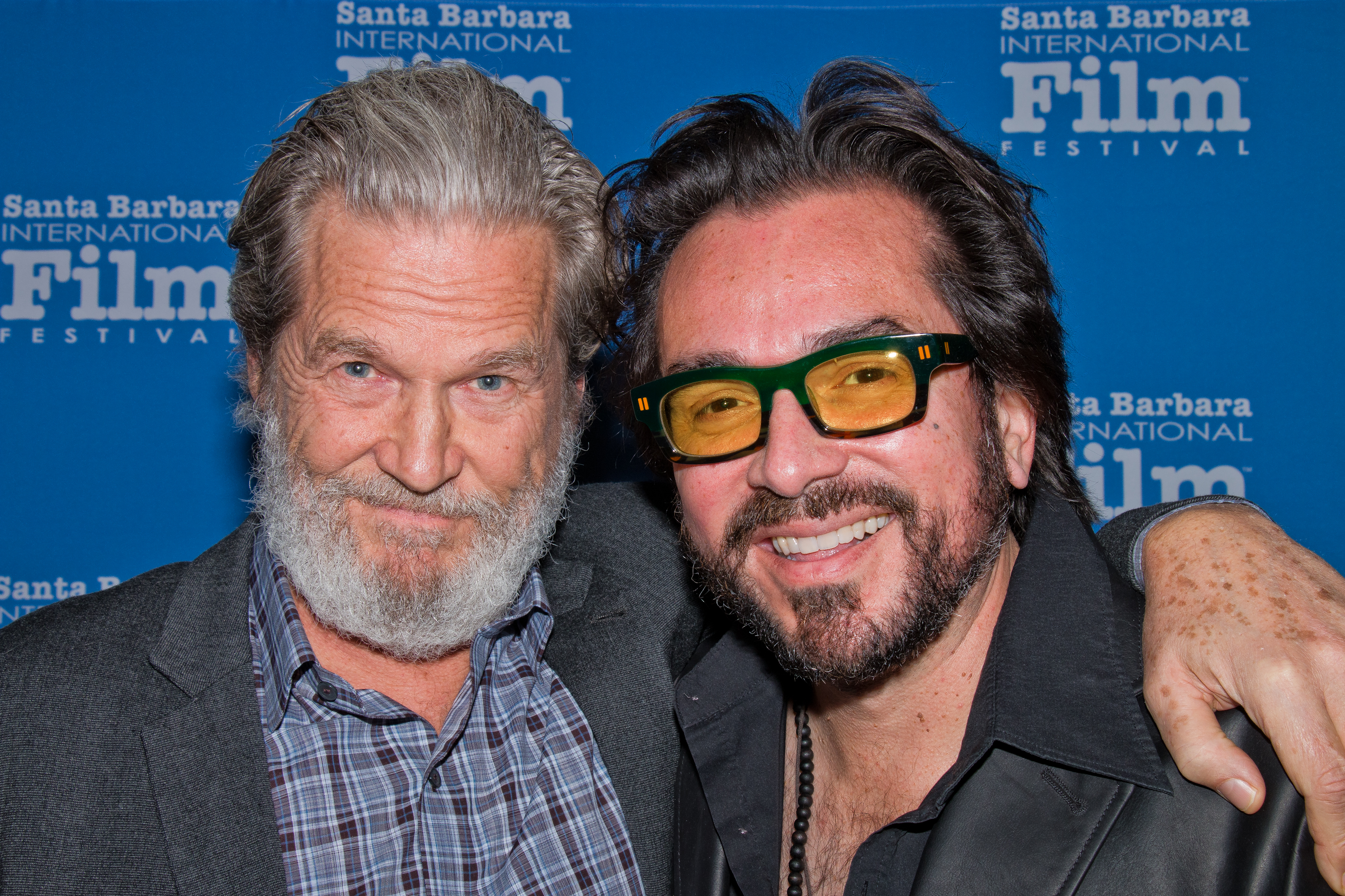 Jeff Bridges & Roger Durling