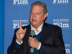 Former Vice President Al Gore