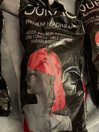 Red durags