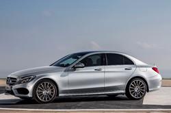 2015-Mercedes Benz-C class-