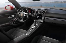2015-Porsche-Boxster-GTS-interior