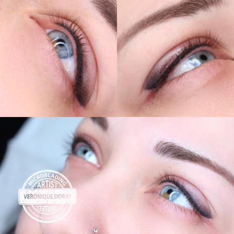 Eyeshadow Permanent Makeup
