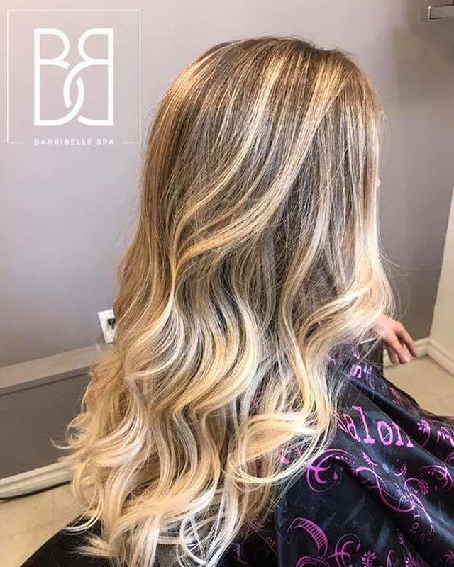 #blondhairdontcare #summerhair #waves