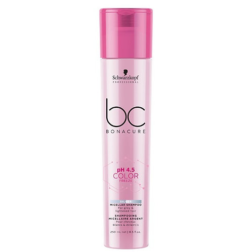 SHAMPOING MICELLAIRE ARGENT (250 ml)