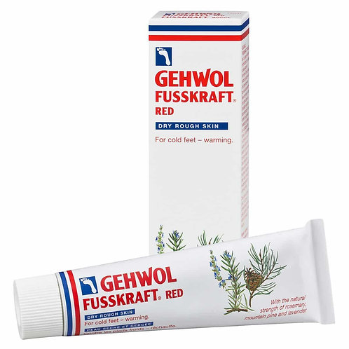 GEHWOL FUSSKRAFT ROUGE