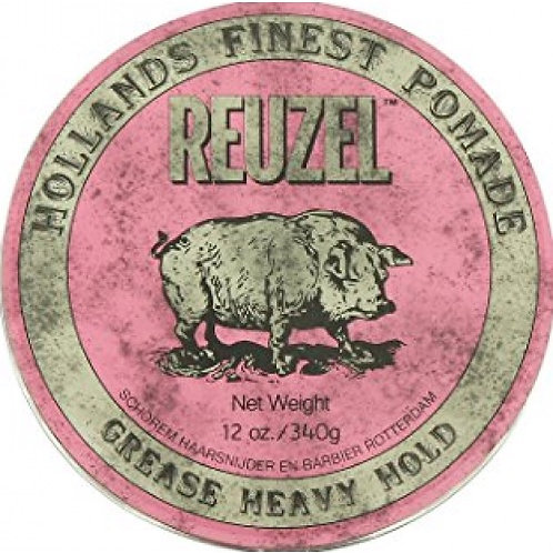 Pommade heavy hold grease Reuzel Rose (4oz)